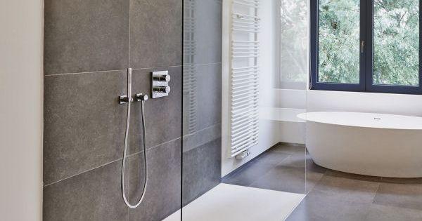 Walk In Dusche Unter Schrage : Traumhafte Badezimmer, Spaziergänge ...