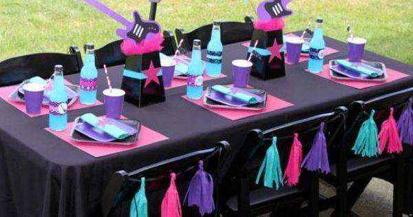 Fiestas cumplea os adolescentes decoracion 3 handspire - Fiesta cumpleanos infantil en casa ...