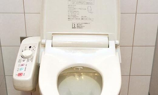 The Japanese Company Toto Introduced The Washlet Toilet Its Built In Bidet