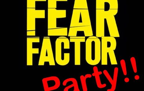 Fear factor party!! This website has THE BEST teen/tween party ideas I
