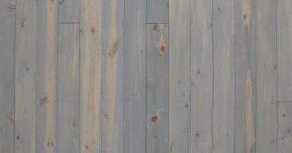 Beetle Kill Pine Showing Semi Transparent Oil Based Stain