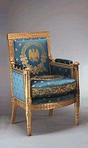 Bergere Wikipedia The Free Encyclopedia Regency Furniture Empire Furniture Armchair