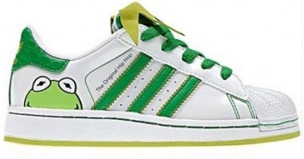 adidas originals superstar 2 kids Green