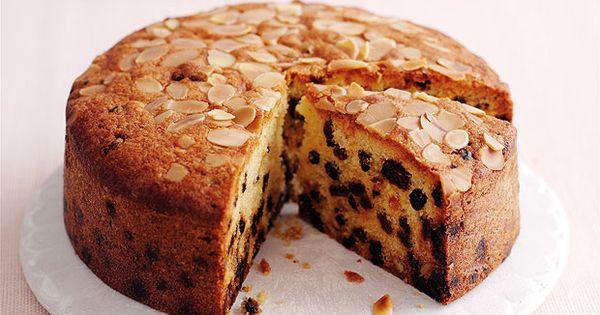 Cut And Come Again Fruit Cake Recipe