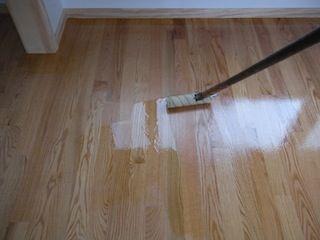 Polyurethane Wood Floor Finish How To Gandswoodfloors With