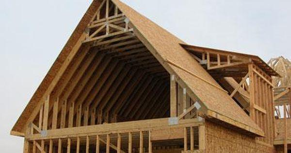 Roof Trusses Plum Building Systems Attic Truss Roof Trusses