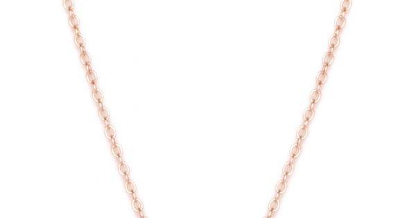 Baublebar mini monogram in rose gold OMG!!! LO QUIEROOOO