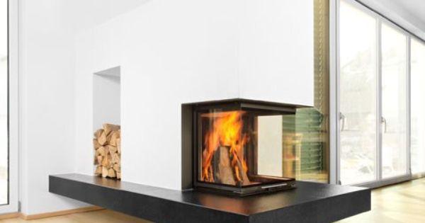 schwebender kamin und kamine von brunner favorisierter. Black Bedroom Furniture Sets. Home Design Ideas