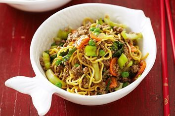 Beef Chow Mein Recipe Beef Chow Mein Minced Beef Recipes