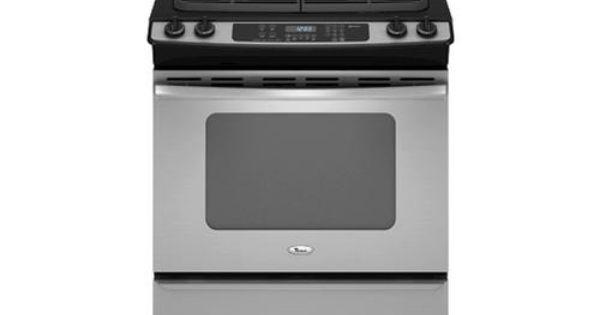... for the House Pinterest Slide in range, Appliances and Cus damato
