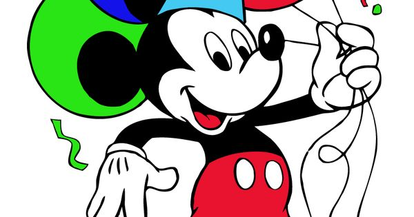 10 Mewarnai Gambar Mickey Mouse   bonikids   Coloring Page ...
