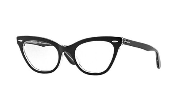 ray ban cat eye rx glasses....i think i shall order these within