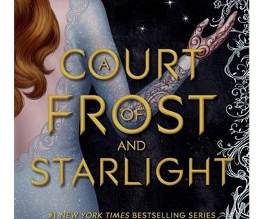 Court Of Frost Starlight Indigo Exclus Indigo Exclusive Edition