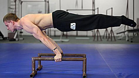 How To Planche Beginner Tutorial