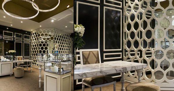 trewarne fine jewelry store by mim design chadstone