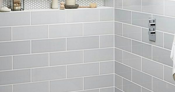 Ba o chicos bath pinterest topps tiles grey tiles - Banos chicos ...