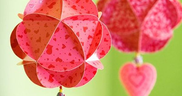 valentines crafts on pinterest | Valentines Crafts for Kids | Valentine's Day