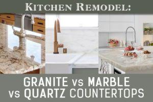 Fancy Quartz Countertops Vs Granite Outstanding Quartz Countertops Vs Granite 26 I Trendy Farmhouse Kitchen Inexpensive Kitchen Remodel Kitchen Remodel Plans