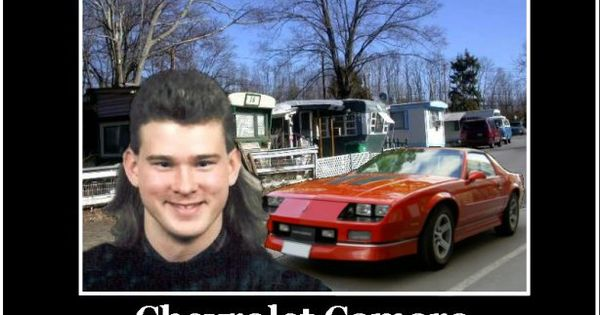 Funny Mullet | Surprising Facts About 10 American Muscle ...