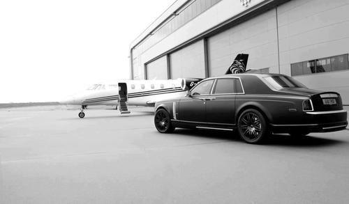 rolls royce частный самолет