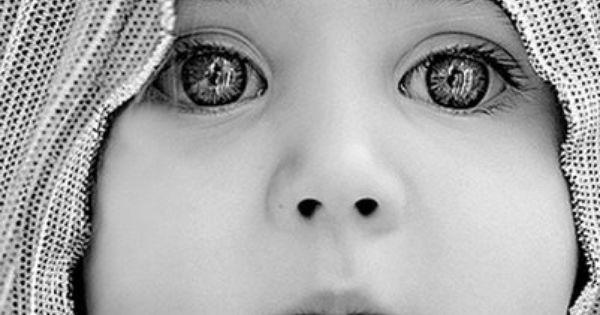 Sirin Usaq Səkilləri 86 Foto Baby Face Black And White Photography Girl Face