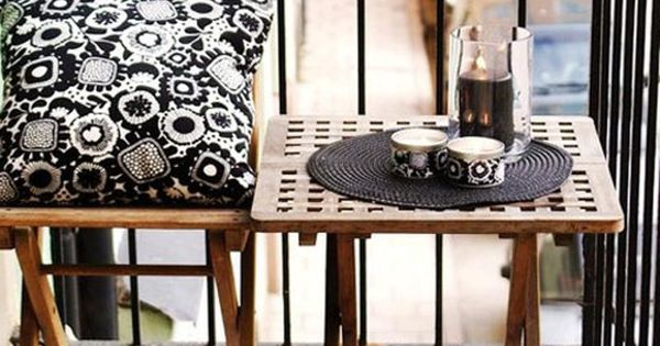 shopping am nager son petit balcon d 39 appartement fils. Black Bedroom Furniture Sets. Home Design Ideas