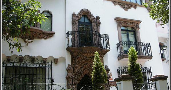 12 estilo colonial californiano 1 poniente pinterest for Estilo toscano contemporaneo