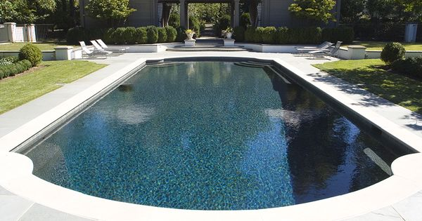 Roman style swimming pool pools pinterest swimming - Swimming pool contractors memphis tn ...