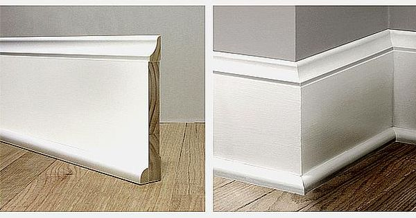 Colonial Baseboard Installation Tips Moldings And Trim Baseboards Farmhouse Trim