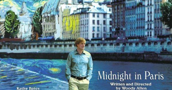 미드나잇 인 파리 / Midnight in Paris (2011) ★★★★1/2