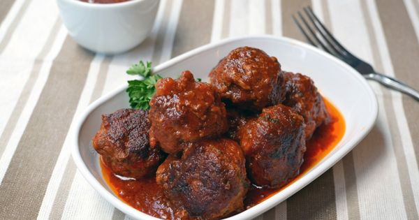 Sweet N Sour Meatballs. Finally! I found an allergy free S&S meatball