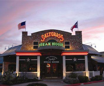 Saltgrass Steak House Texas To The Bone Steakhouse Texas Restaurant Texas Steak