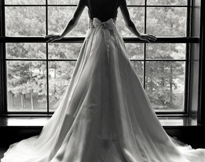 My dream dress. But a black bow instead of white would be