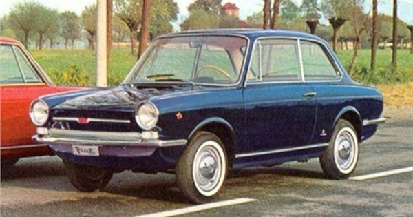 Fiat 850 Berlina Vignale 1964 Con Immagini Fiat 850 Fiat