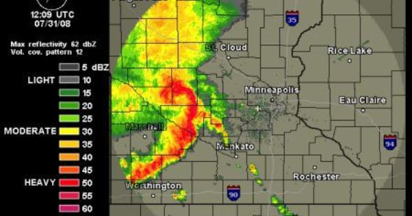 Severe Storms Rumble Weather Underground Storm Radar Severe Storms
