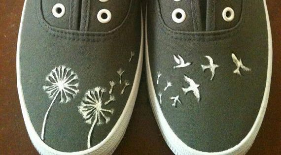 cute shoes. also as a tat.