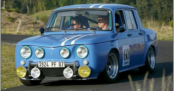 renault 8 gordini renault pinterest cars rally car. Black Bedroom Furniture Sets. Home Design Ideas