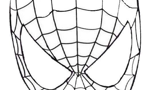 Masque spiderman imprimer imprimer le masque acrobat - Masque spiderman a imprimer ...