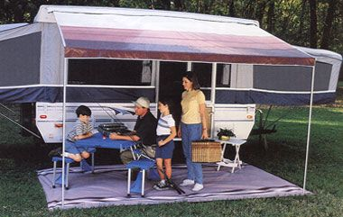 A E 10 Feet Trim Line Bag Awning Rv Parts Country Pop Up Tent Trailer Camper Awnings Awning