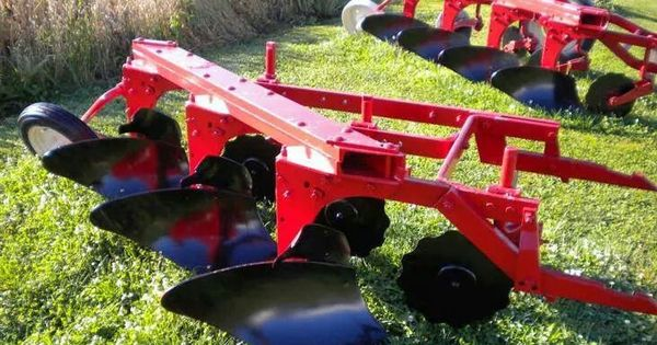 ferguson 2 bottom plow manual