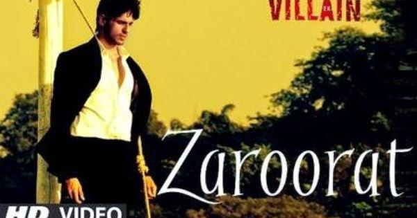 Lyrics Plane Mujhe Teri Zaroorat Hai Lyrics Ek Villain With