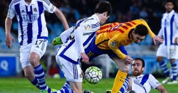 Real Sociedad Vs Barcelona 1 0 Highlights Full Match Video