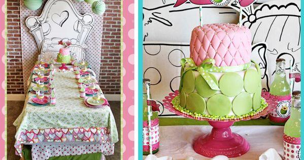 princess party ideas | Girl Parties , Kids Parties , Princess /