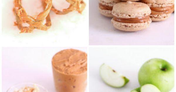 Cinnamon, Apples and Caramel on Pinterest