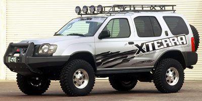 Calmini Nissan 2000 2004 Xterra Nissan Xterra Nissan Nissan Terrano