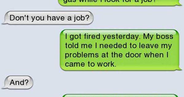 hahaha like a boss