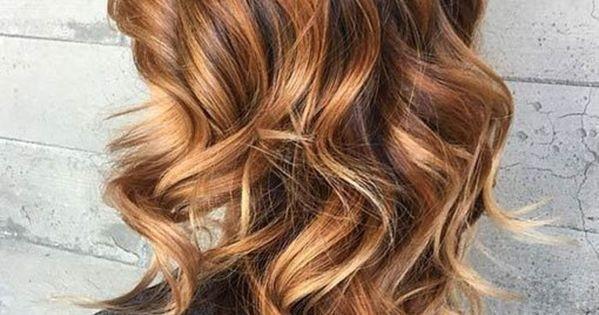 M Che Caramel Sur Cheveux Ch Tain Quelles Sont Mes Options Coiffures Et Caramel