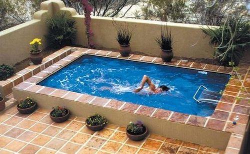 Fotos de casas con pileta im genes de casas con piscinas for Ideas para albercas