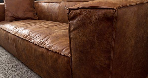 sofa braun leder google suche inspiration pinterest. Black Bedroom Furniture Sets. Home Design Ideas