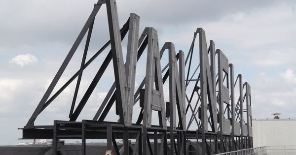 Van nelle fabriek rotterdam rotterdam pinterest vans rotterdam and architecture - Deco design fabriek ...